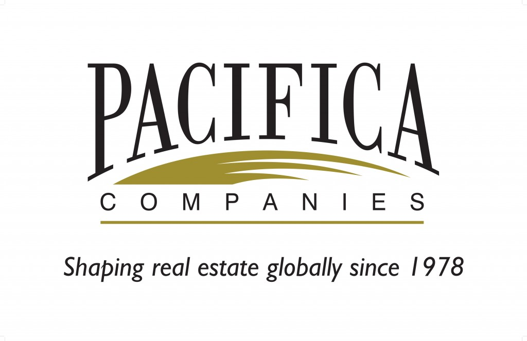 Pacifica office sign